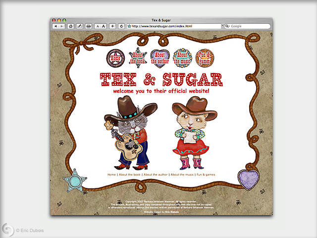 Tex and Sugar